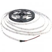Гибкая светодиодная лента 300 SMD 3528, 5м, 12V, 8мм*2,7мм, влагостойкая, зеленая