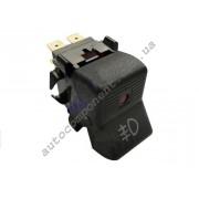 Выключатель задней противотуманной фары с индикатором 26.3710-22.24 ВАЗ 2105, ГАЗ 31002, 31011-31014