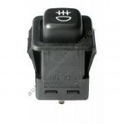 Выключатель задних противотуманных фонарей (зел. подсветка) 375.3710-04.02 ВАЗ 2109