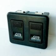 Переключатель стеклоподъемника 2-е клавиши универсальный SQ-1199