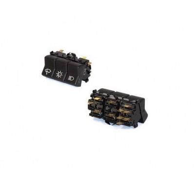 Блок клавиш 3-х клавишный П134 (ВАЗ-2101, ВАЗ-2102)