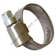 Хомут нержавейка  20-32 мм