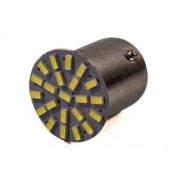 Светодиодная лампа AllLight T25 22 диода 1206 1156 BA15S 12V WHITE