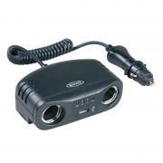 Разветвитель RING RMS7 на 2 гнезда + 1 USB