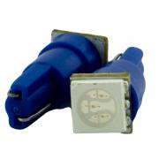 T 5-01-SMD-5050-P W2*4.6d12V BLUE