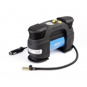 Компрессор автомобильный двухпоршневой RING RAC830 12В 165W, LED дисплей, функция автостоп