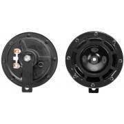 Звуковой сигнал Hella 3AG003399081 12V (500/300 Гц, 133W) комплект 2 шт + реле