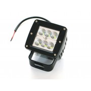 Светодиодная фара AllLight 15type 18W 6chip EPISTAR spot 9-30V
