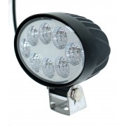Светодиодная фара AllLight 16type 24W 8chip EPISTAR spot 9-30V