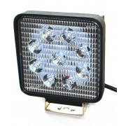 Светодиодная фара AllLight 06type 27W 9chip EPISTAR spot  9-30V