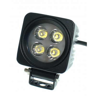 Светодиодная фара AllLight 13 type 12W 4chip EPISTAR spot 9-30V