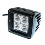 Светодиодная фара AllLight 14type 12W 4chip EPISTAR spot 9-30V
