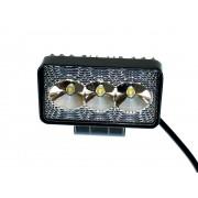 Светодиодная фара AllLight 09type9W 3chip EPISTAR spot 9-30V
