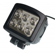 Светодиодная фара AllLight 20type 60W 6chip CREE spot 9-30V