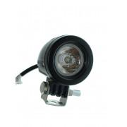 Светодиодная фара AllLight 24type 10W 1chip CREE spot 9-30V