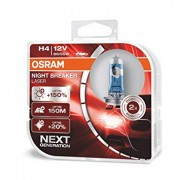 Автолампа OSRAM 64193NL H4 Night Breaker LASER NG +150% 60/55W 12V P43T HardDuopet