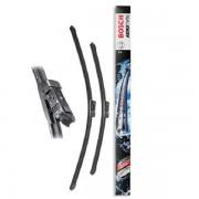 Комплект щеток стеклоочистителя бескаркасных Bosch AeroTwin A 104 S L=550/500 JEEP Renegade (3 397 014 118)