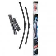 Комплект щеток стеклоочистителя бескаркасных Bosch AeroTwin A 156 S L=650/400 LEXUS NX [Z1] (3 397 014 156)