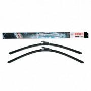 Комплект щеток стеклоочистителя бескаркасных Bosch AeroTwin A 106 S L=700/425 JAGUAR/TESLA XE/XF/ Model S (3 397 014 208)