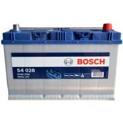 Автомобильный аккумулятор 0092S40280 S4  ASIA  SILVER   95 А*ч  -/+   830A