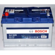 Автомобильный аккумулятор 0092S40290 S4  ASIA  SILVER   95 А*ч  +/-   830A