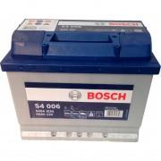 Автомобильный аккумулятор 0092S40060 S4  SILVER   60 А*ч  +/-   540A
