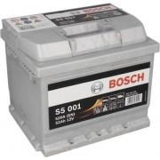 Автомобильный аккумулятор 0092S50010 S5  SILVER   52 А*ч  -/+   520A