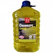 Жидкость в бачок омывателя F1 лимон 5 л