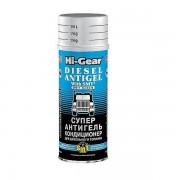 Супер антигель кондиционер для дизельного топлива Hi-Gear 3421 с SMT2 444 мл
