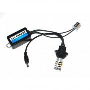 Ходовые огни BAXSTER DRL+Поворот SMD Light 3020 P21W (30 smd)