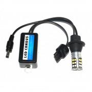 Ходовые огни BAXSTER DRL+Поворот SMD Light 3020 W21W (30 smd)