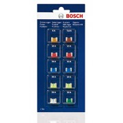 Комплект предохранителей BOSCH (1х5/7.5/25/30A; 2х10/15/20А) mini/mini