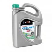 Антифриз AXXIS G11 Сoolant 48021029825 GREEN 5 кг