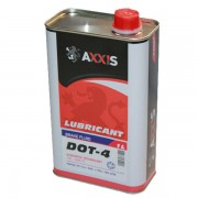 Жидкость AXXIS 26461 DOT4 1 л