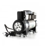 Автомобильный компрессор Uragan 90190 однопоршневой 35 л/мин с фонарем