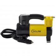 Автомобильный компрессор Solar AR206 однопоршневой 35 л/мин с фонариком