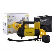 Автомобильный компрессор Solar AR212 однопоршневой 40л/мин с фонариком