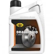 Тормозная жидкость KROON OIL DRAULIQUID-S DOT 4 BRAKEFLUID 1 л (KL04206)