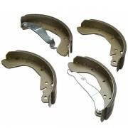 Тормозные колодки Bosch барабанные задние CHEVROLET/DAEWOO/OPEL/VAUXHALL >>03 0986487264
