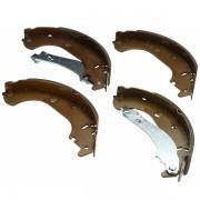 Тормозные колодки Bosch барабанные задние FIAT Doblo/Albea/Siena/Petra -05 0986487626