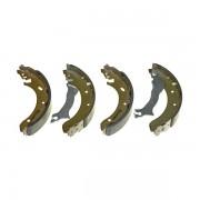 Тормозные колодки Bosch барабанные задние DAEWOO Matiz -05 0986487628