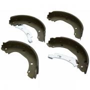 Тормозные колодки Bosch барабанные задние CITROEN Jumper-04/FIAT Ducato -06/PEUGEOT 0986487701