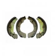 Тормозные колодки Bosch барабанные задние DACIA/RENAULT Duster/Logan/Kangoo PR2 0986487899