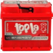 Автомобильный аккумулятор Topla 45 Ah/12V Energy Euro (0) (108045)