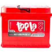 Автомобильный аккумулятор Topla 60 Ah/12V Energy Euro (0) (108060)