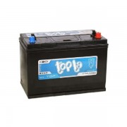 Автомобильный аккумулятор Topla 110 Ah/12V TOP (0) R+ John Deere, болт (118610)