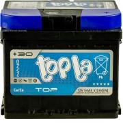 Автомобильный аккумулятор Topla 54 Ah/12V TOP Euro (0) (118654)