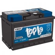 Автомобильный аккумулятор Topla 62 Ah/12V TOP Euro (0) (118662)