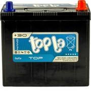 Автомобильный аккумулятор Topla 45 Ah/12V Top/Energy Japan Euro (0) 54523 (118845)