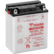 Мото аккумулятор Yuasa 12.6 Ah/12V YuMicron Battery (сухозаряжений) (YB12AL-A2)